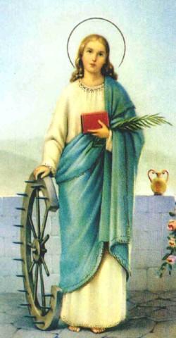 Znalezione obrazy dla zapytania św. katarzyna aleksandryjska